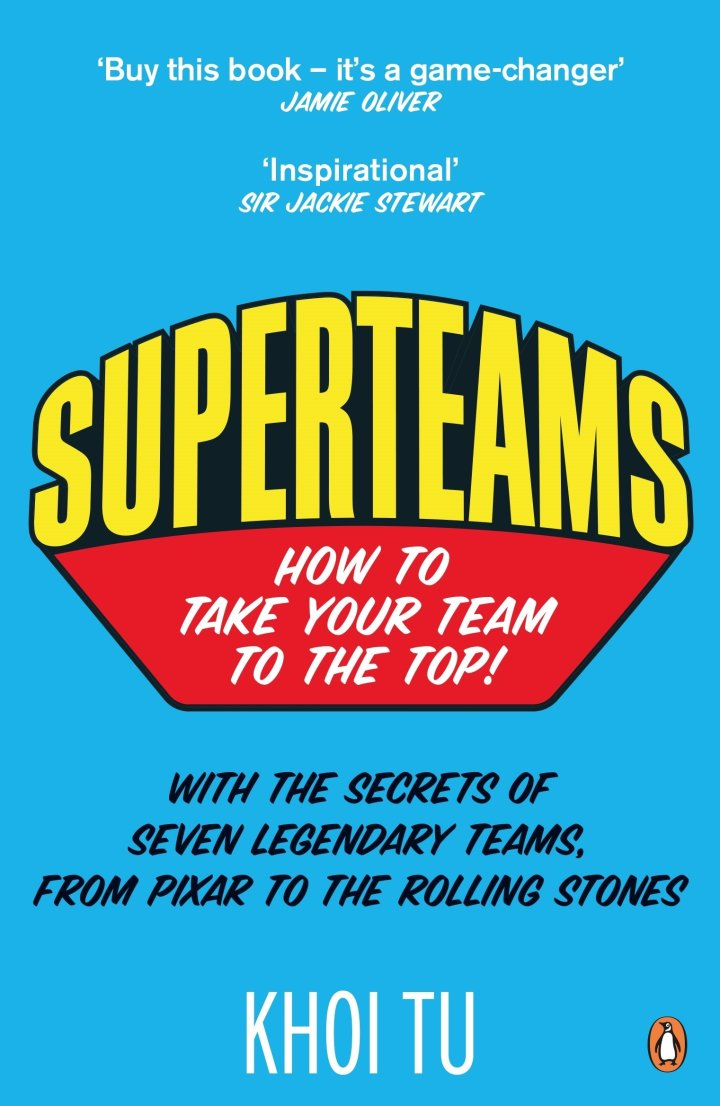 Book 4 – Superteams by Khoi Tu