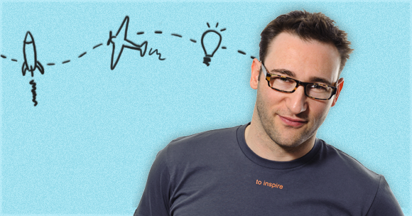 Inspire someone – quote by Simon Sinek
