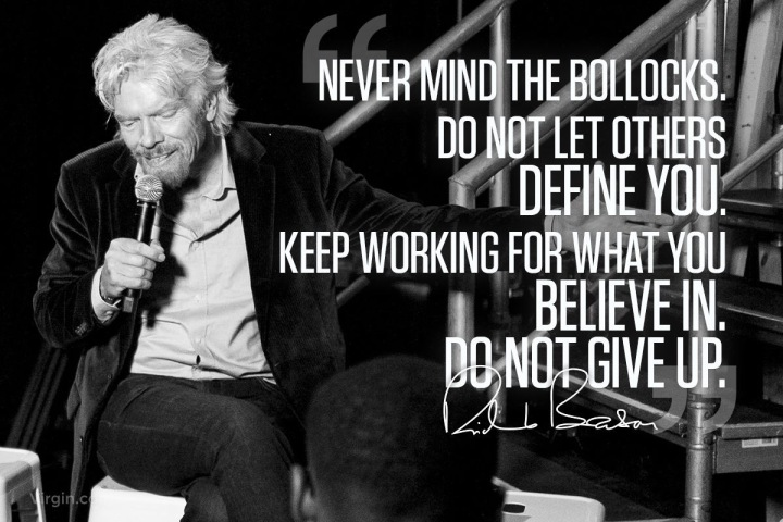 Inspiring young people – quote by RichardBranson