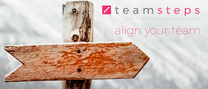 teamsteps, align your team
